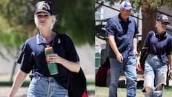 Hitched already? Gwen Stefani and Blake Shelton rumoured to have wedded in secret ceremony