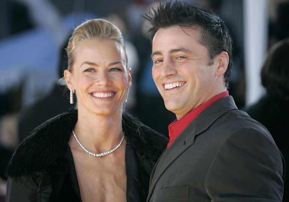 Matt LeBlanc ex wife