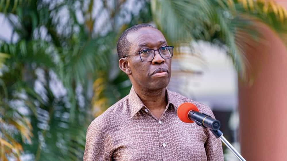 Agbor gas explosion: Okowa visits family members of deceased, victims