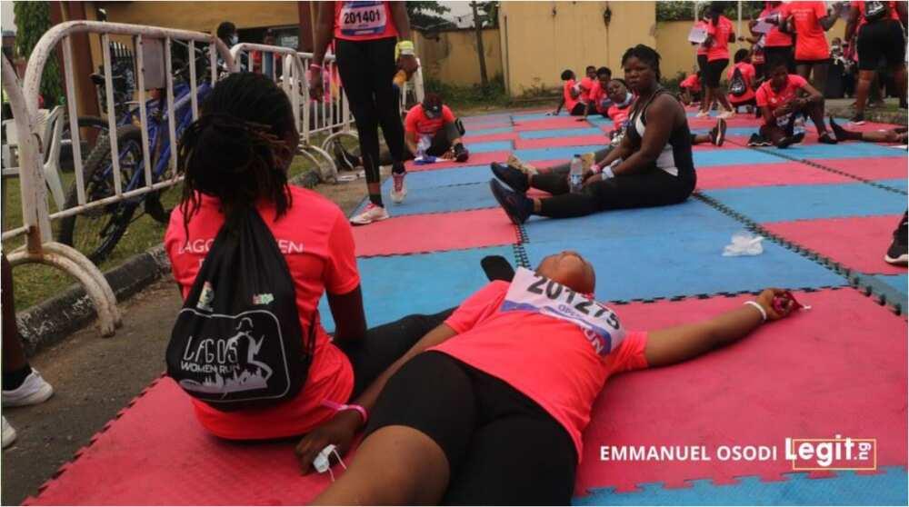 Lagos Women Run 2020: Patience Mwanwang emerges winner of the fifth edition
