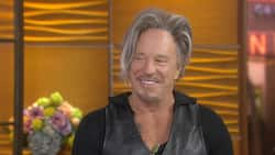 Mickey Rourke past and present: what happened to the handsome actor?
