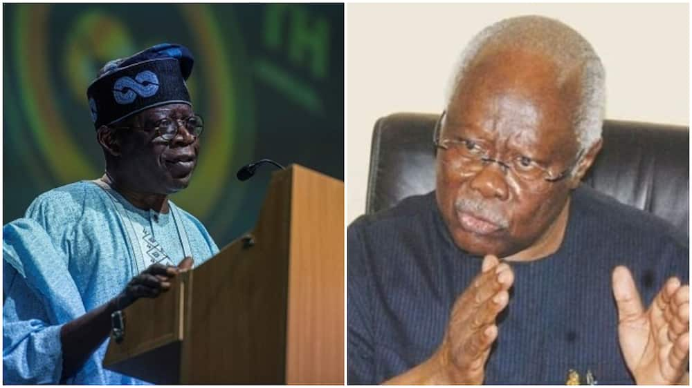 Bode George Reveals What He Will Do If Tinubu Becomes President in 2023