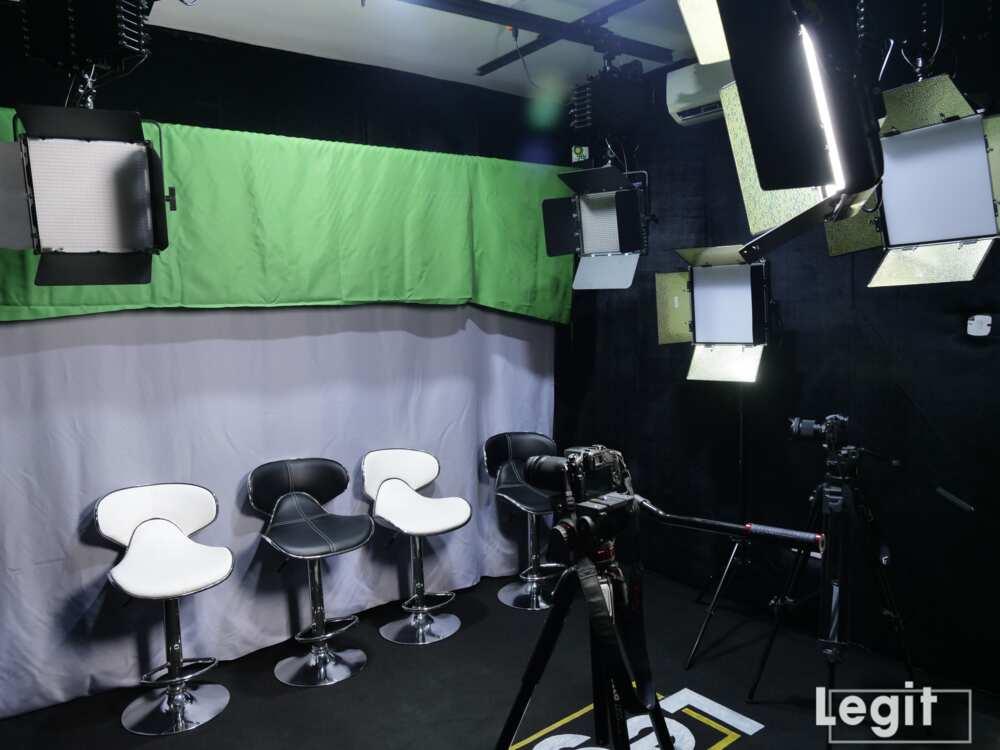 Legit.ng studio