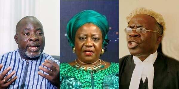 Lauretta Onochie: PDP, Falana reject Buhari's aide as INEC commissioner