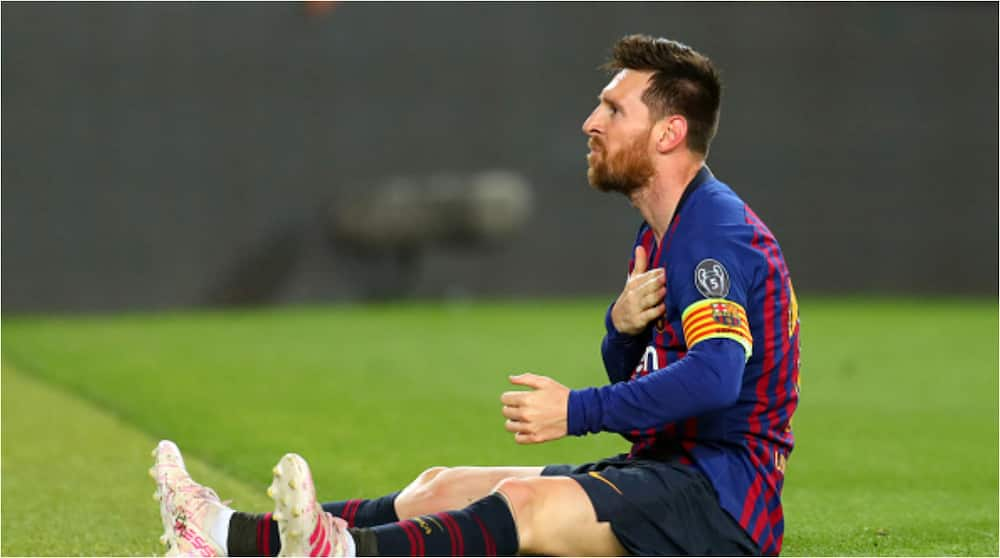 Lionel Messi tops Forbes' high-paid footballers of 2020 list with £98m