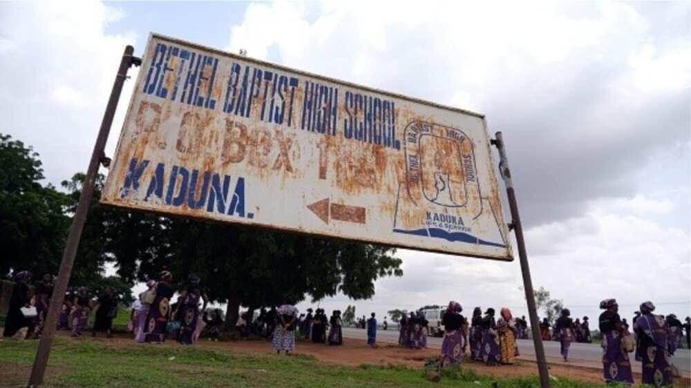 'Yan bindiga sun sake sakin wasu dalibai 10 na kwalejin Baptist da ke Kaduna