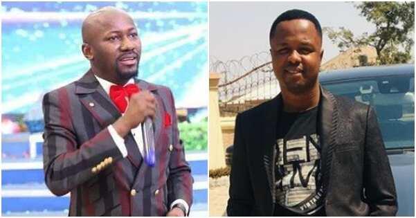 I will expose Apostle Suleiman's secret with Stephanie Otobo, Nigerian pastor threatens