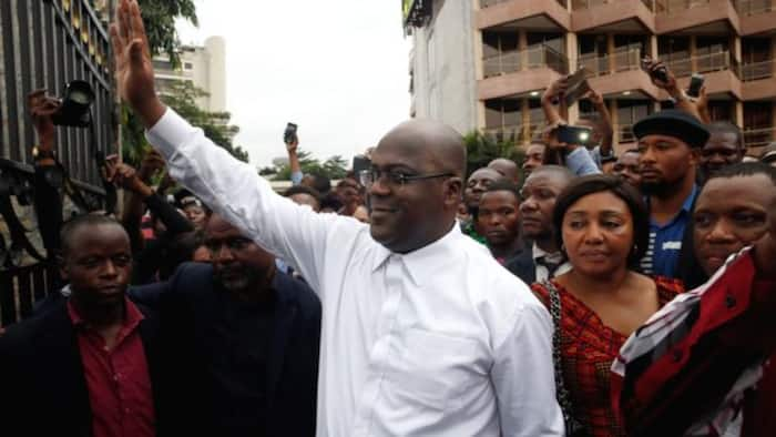 DR Congo: Court declares opposition candidate Felix Tshisekedi winner of controversial presidential election