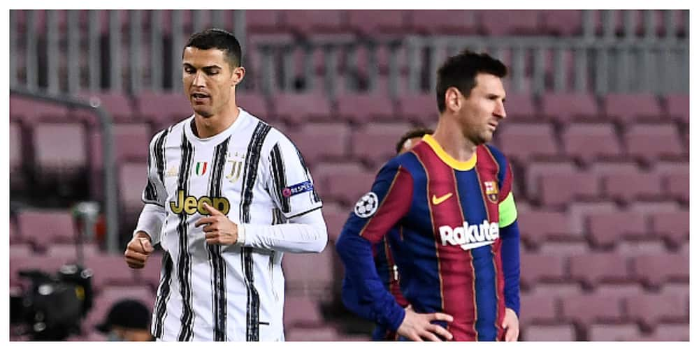 Ronaldo, Messi give different opinions about what they want to be remembered for