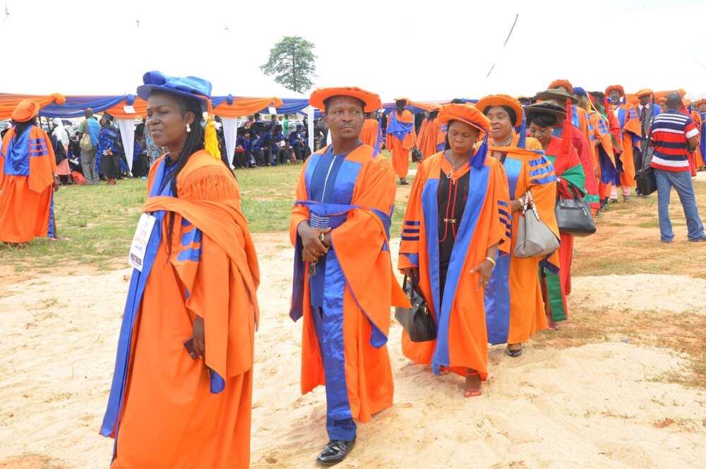 Nnamdi Azikiwe University courses