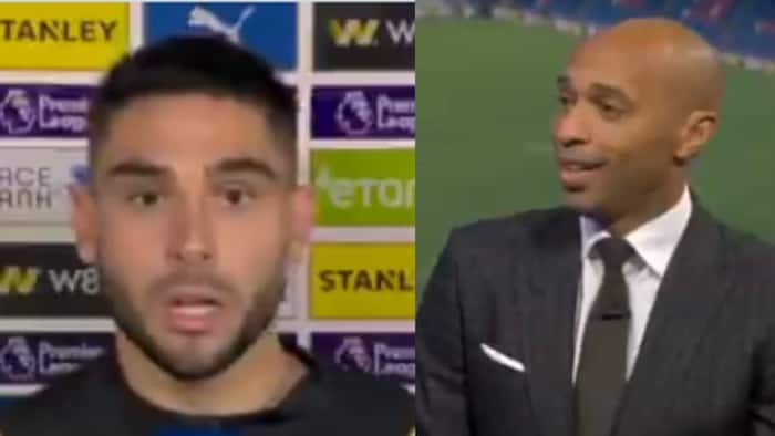 Premier League star left starstruck by Thierry Henry after scoring last-minute equalizer