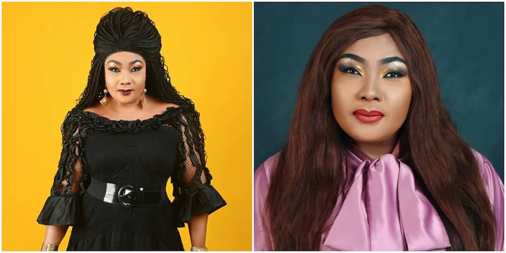 Actress Eucharia Anunobi calls out ladies who go after married men