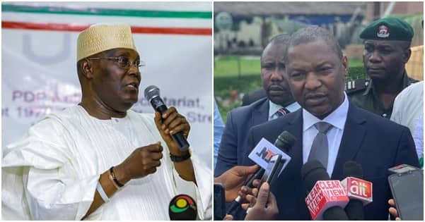 Uncertainty as FG moves to disqualify Atiku from presidential election