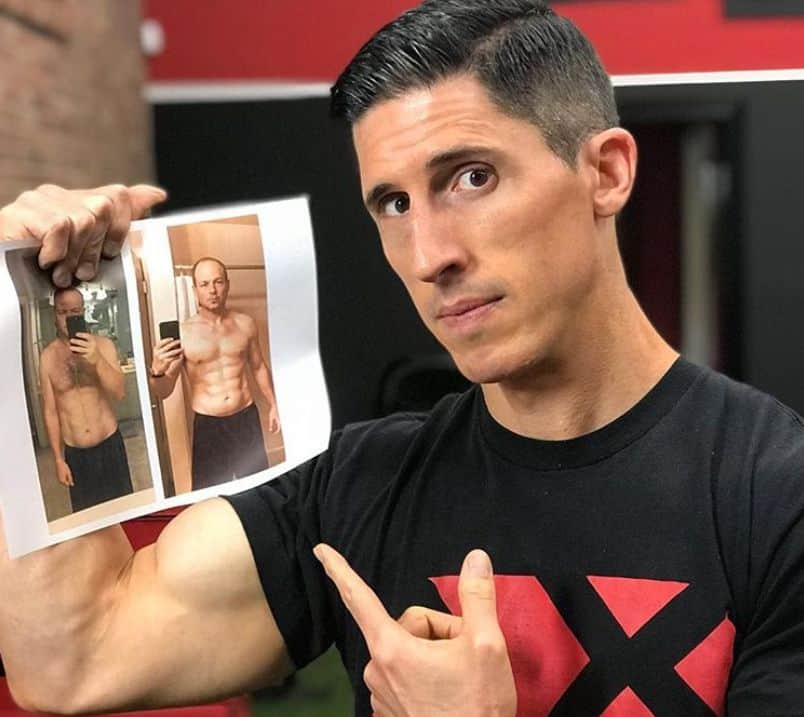 Athlean X guy Jeff Cavaliere biography: age, height, weight