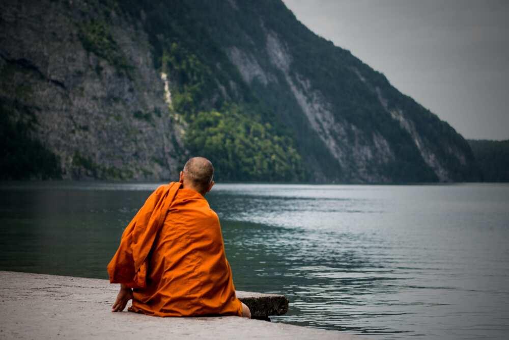Monk names