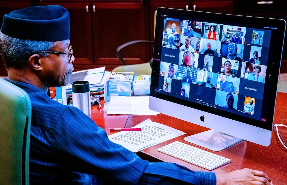 Osinbajo, Lawan, others meet to ensure NASS, executive smooth relationship
