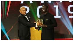 Liverpool star Mane reveals how he will impact his world after winning CAF best player award