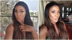 Controversial blogger Linda Ikeji looks at how far she has come as she motivates fans