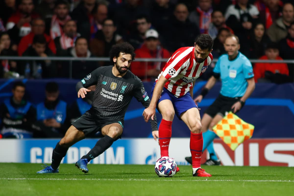 Trouble for Klopp as Liverpool suffer embarrassing defeat against Atletico Madrid in Champions League