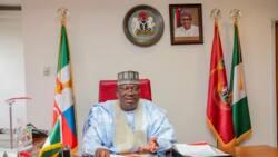Senate president Lawan mentions those behind calls for Nigeria's breakup