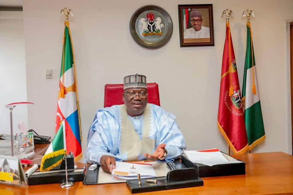 Lawan: Elites want Nigeria divided - but the masses believe in unity