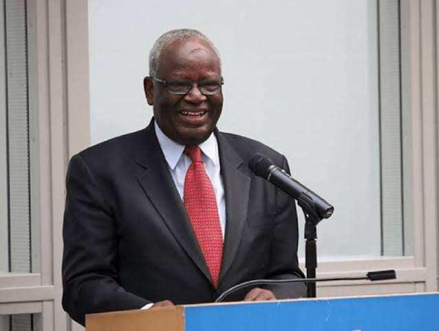 COS Ibrahim Gambari