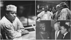Jaja Wachuku: 6 facts about Nigeria's 1st ambassador who protested racism at UN by 'pretending to sleep'