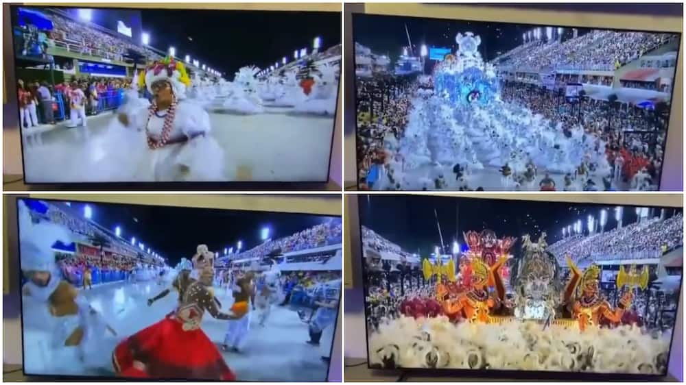 Man Condemns Nigerians as Yoruba Gods Get Massive Celebration in Brazil, Viral Video Stirs Reactions
