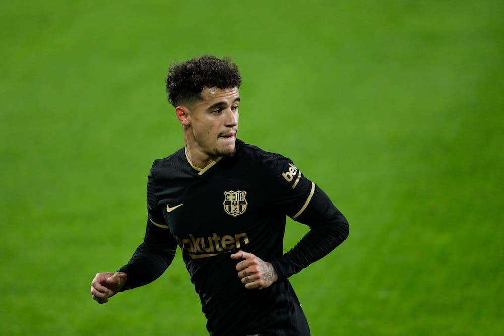 Philippe Coutinho, Barcelona star, reportedly ruled out for 3 months after surgery