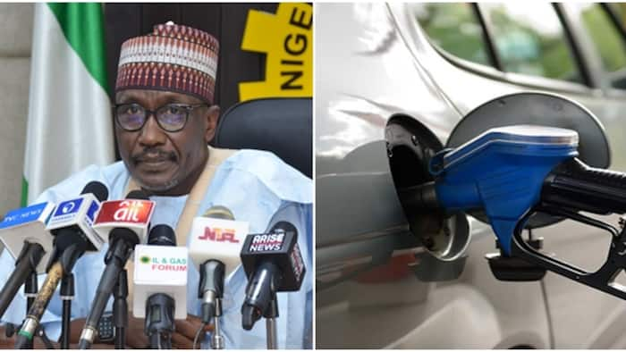 N408.5 per litre? FG makes clarification on recommended new price of petrol