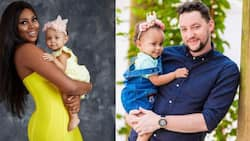 I am not her dad - Yvonne Nelson's baby daddy says in response to her Father's Day snub