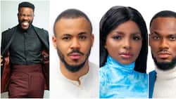 BBNaija season 5 kicks off as 1st Hausa lady gets on the show, housemates ready for good vibes, conspiracy, fight and relationship (videos, photos)