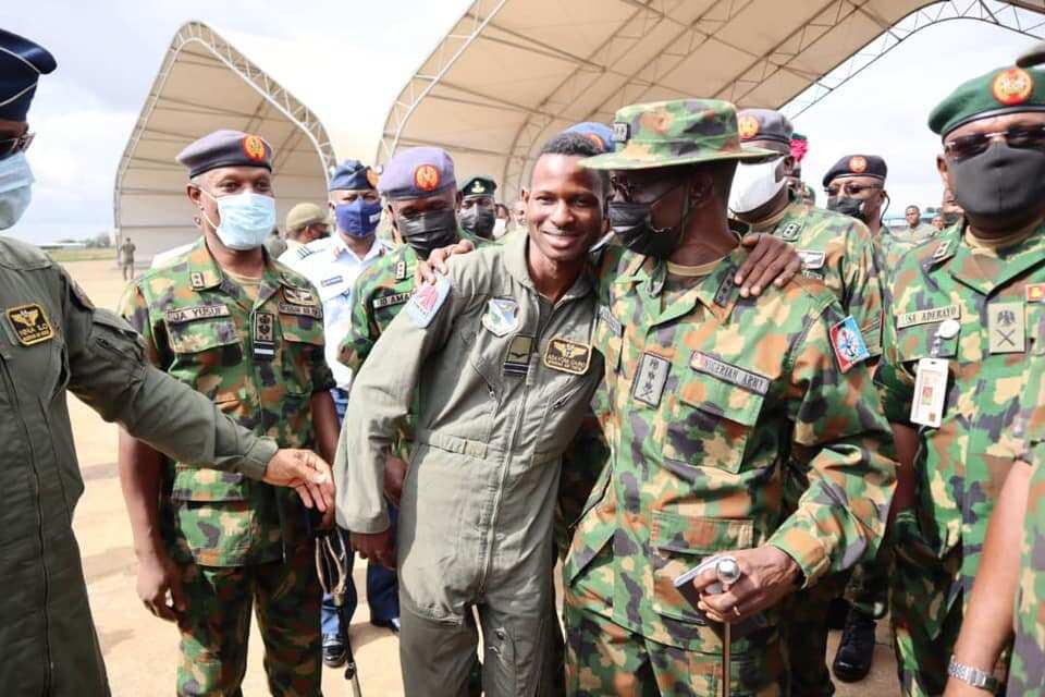 What Would Have Happened Had Bandits Killed Air Force Pilot in Zamfara, Buhari's Aide Reveals