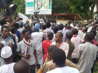 Shites stage another massive protest in Abuja, vow to die for El-Zakzaky