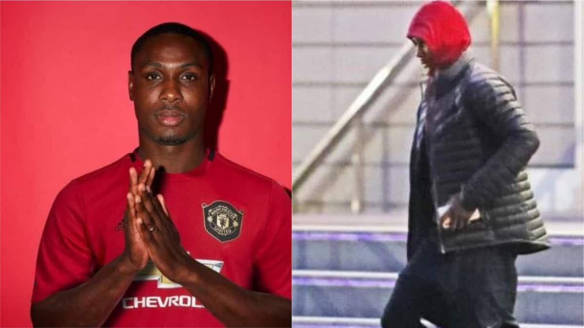 Ighalo shunned at training by United's women's team because they didn't know him