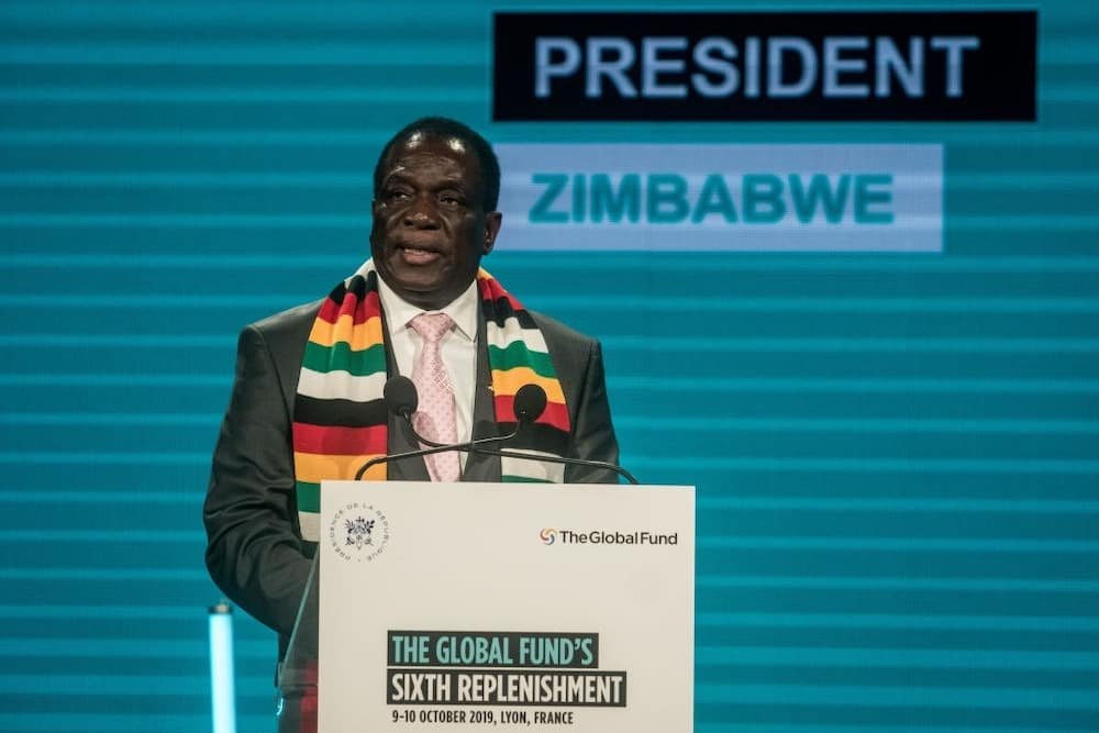 Zimbabwean president says Capitol riots show US has no right punish other nations under the guise of upholding democracy