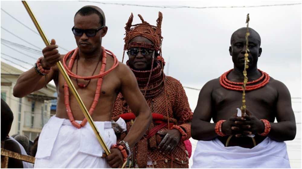 Benin Kingdom has a rich culture.
