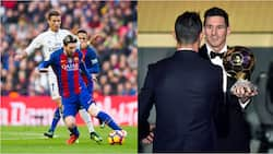 Suprise reason why Barca want to hand Messi new contract this week emerges and it has to do with Ronaldo