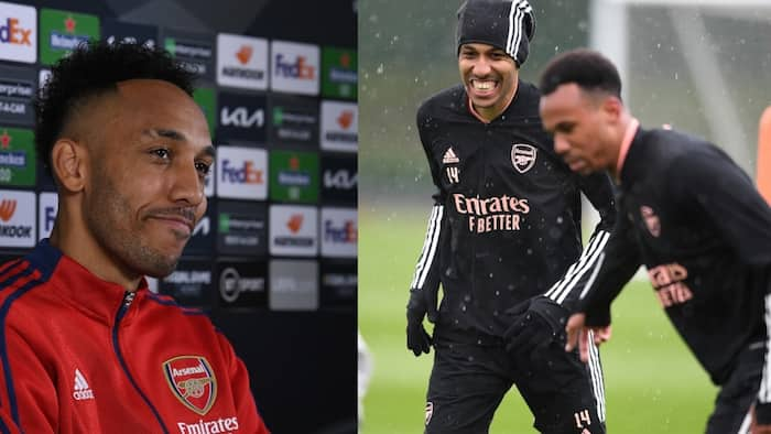 Arsenal star reveals how malaria caused the worst moment of his life