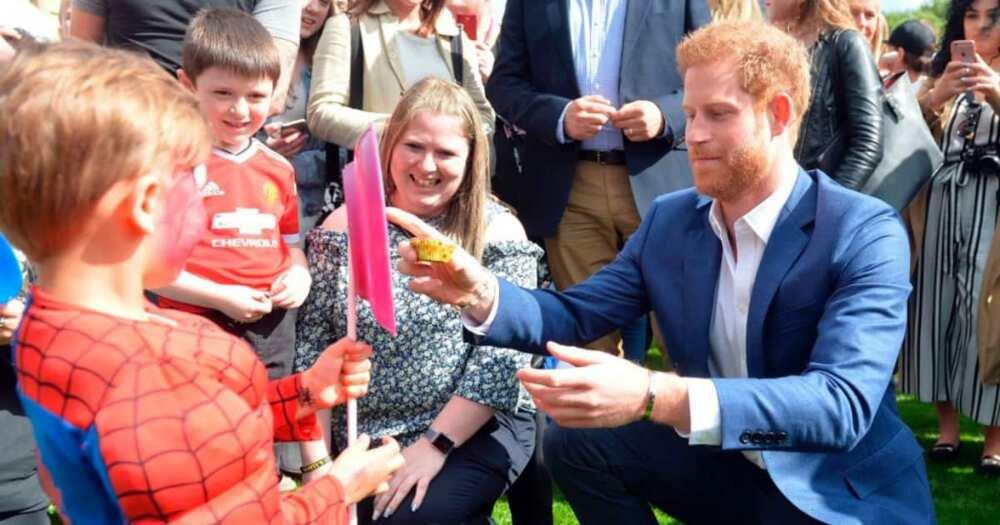 Prince Harry, Surprise Visit, WellChild Awards, London