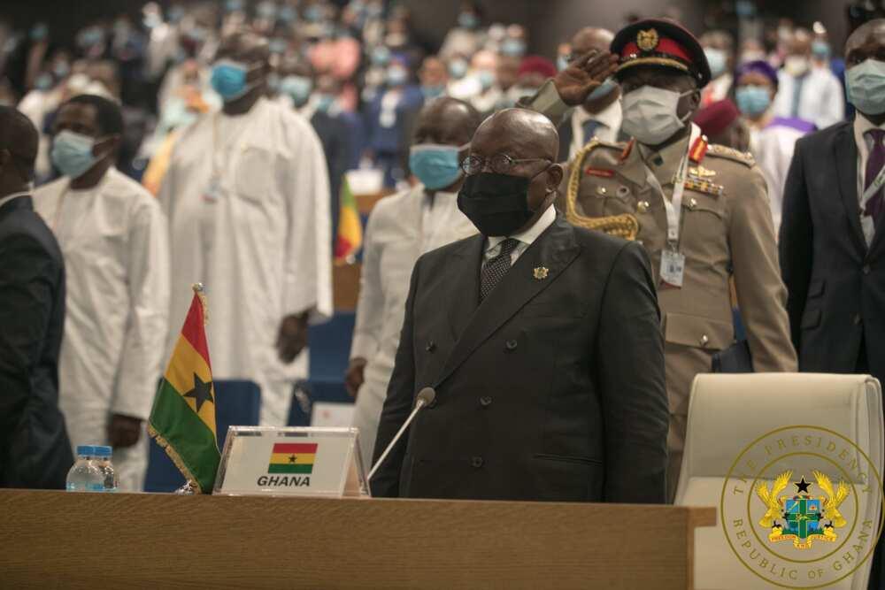 Breaking: ECOWAS names Ghana president Akufo-Addo as new chairman