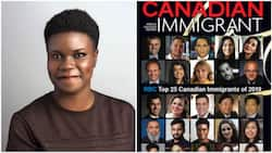 Meet Brenda Okorogba, young Nigerian lady named one of Canada's top 25 immigrants in 2019