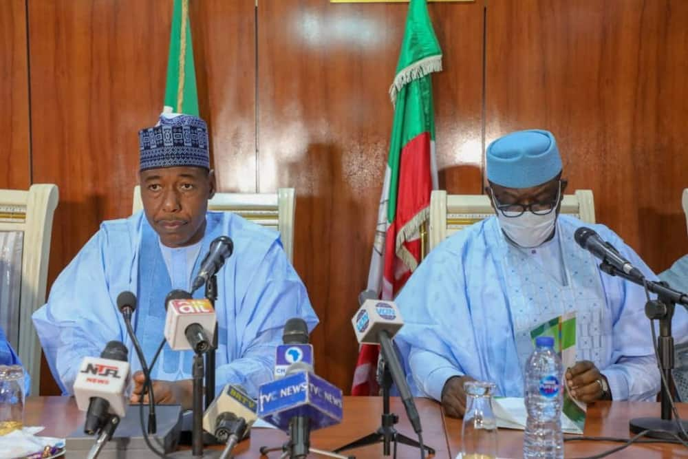 Insecurity: We're frustrated, Nigerian governors cry out as gunmen kidnap 17 in Katsina