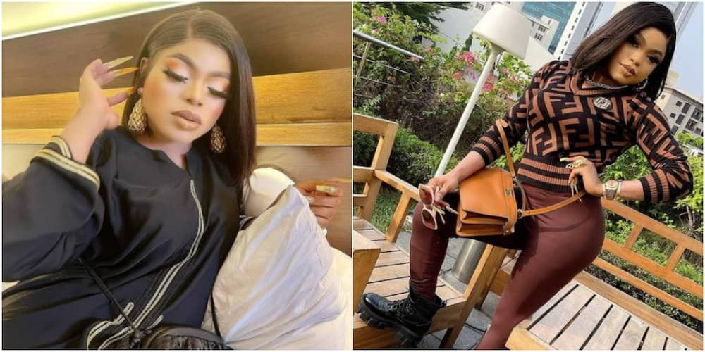Bobrisky vows to give lucky fans N1 million and also make them celebrities