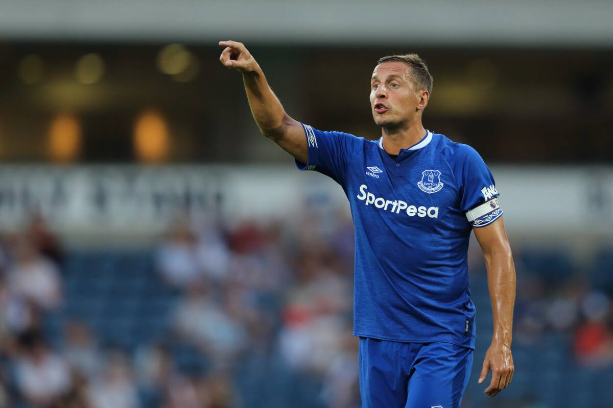 Phil Jagielka of Sheffield reportedly dumped by wife after 10 years of marriage