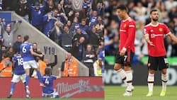 More trouble for Solskjaer as Leicester City embarrass Man Utd with CR7 in tough EPL battle