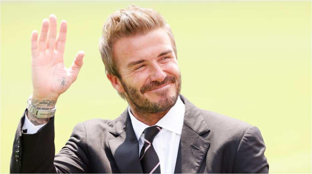 David Beckham Checks Out £10million Luxury Superyacht on Trip to Italy, Set to Splash Cash