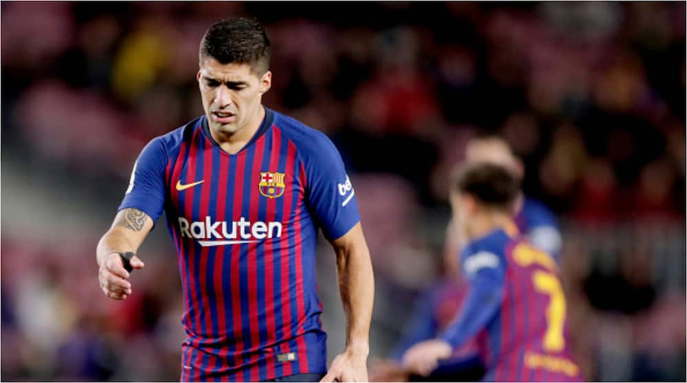 Luis Suarez narrates how he was disrespected at Barcelona before leaving for Atletico Madrid