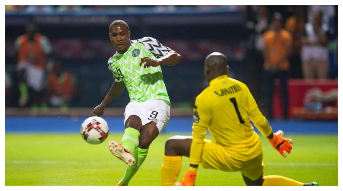 Ighalo, Musa and Aina are among Super Eagles best players against Burundi