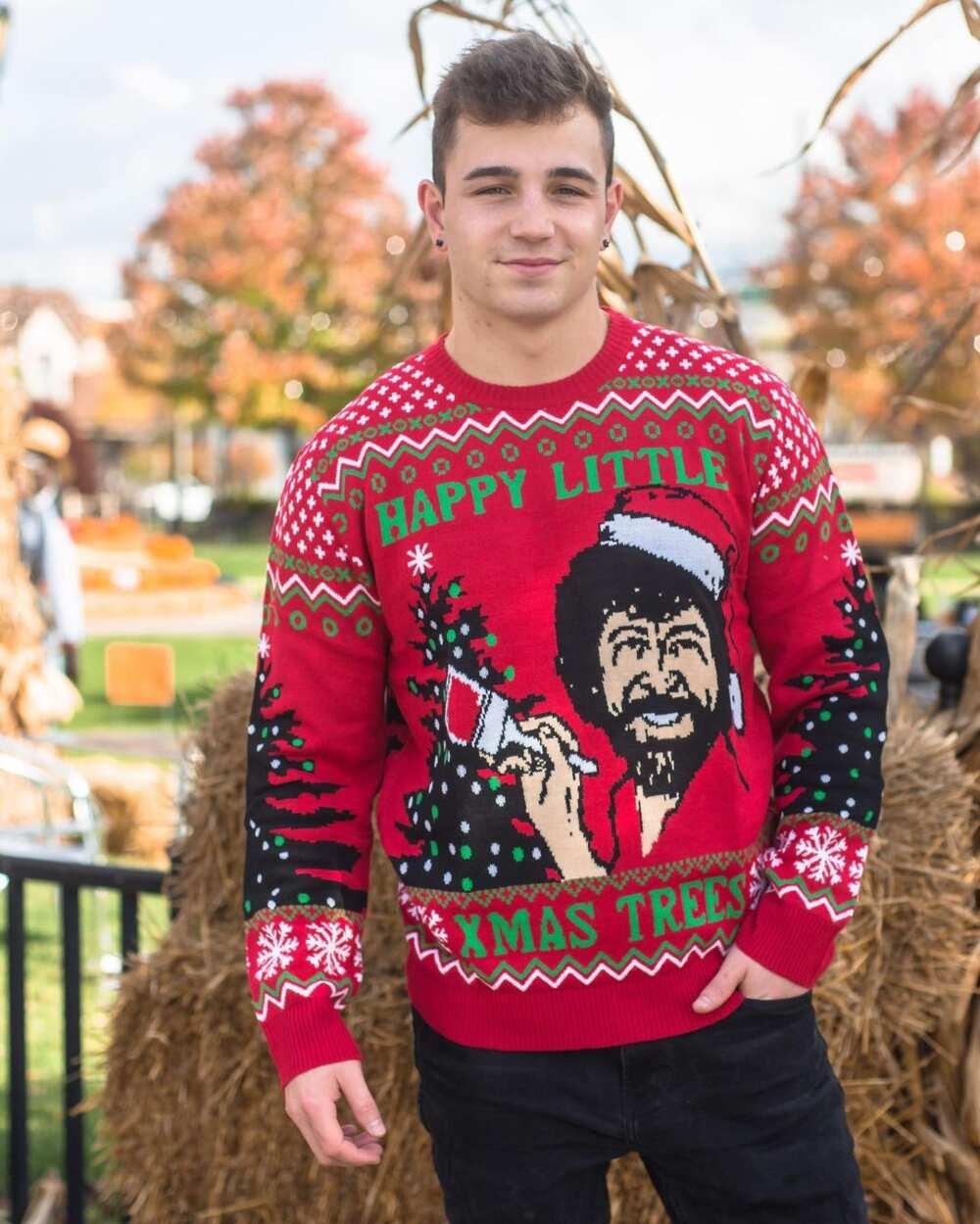 ugliest christmas sweater